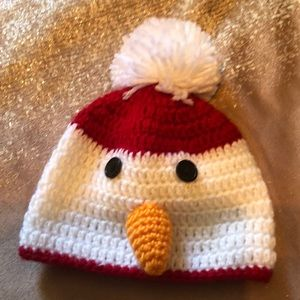 Newborn winter hat